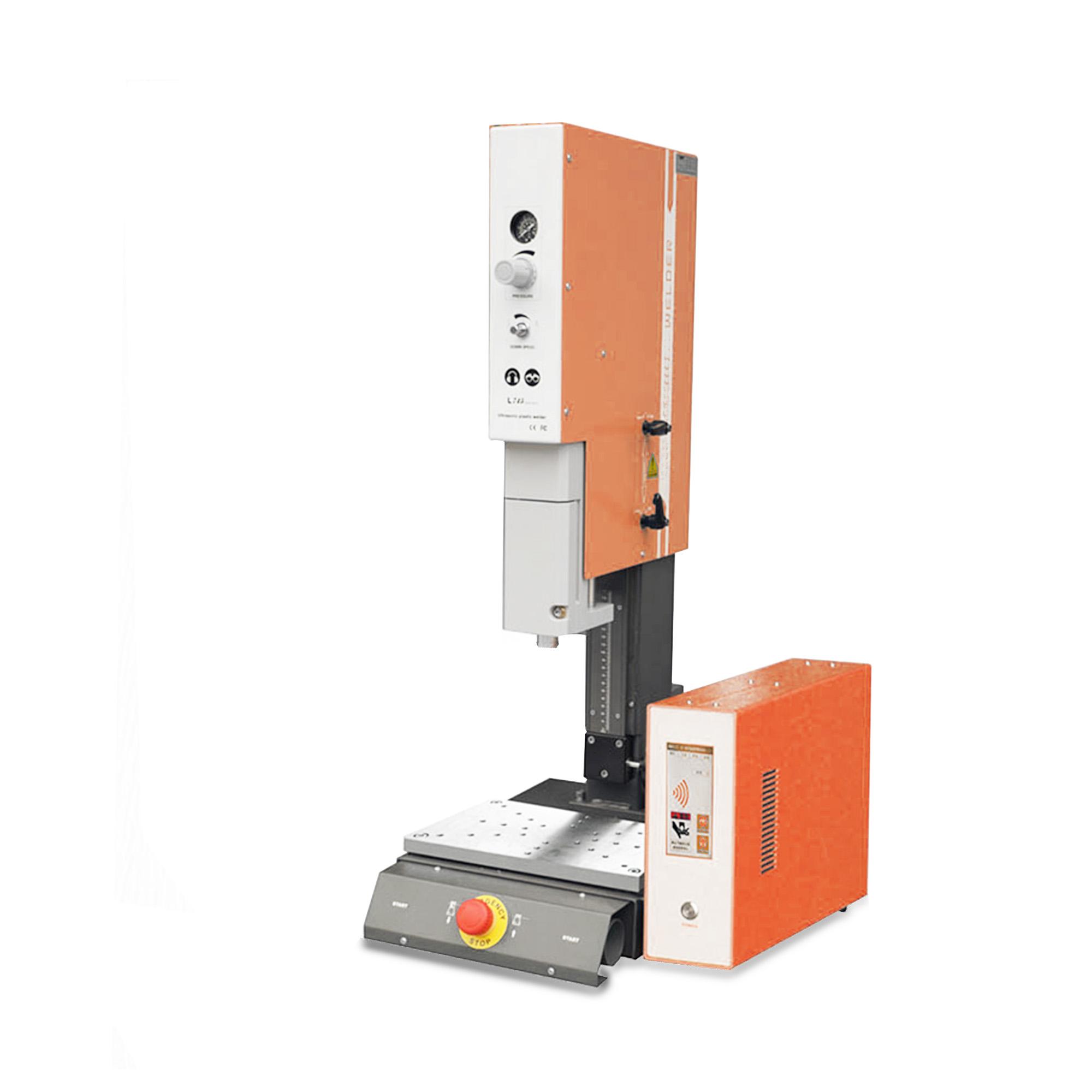 20KHz标准型超声波焊接机